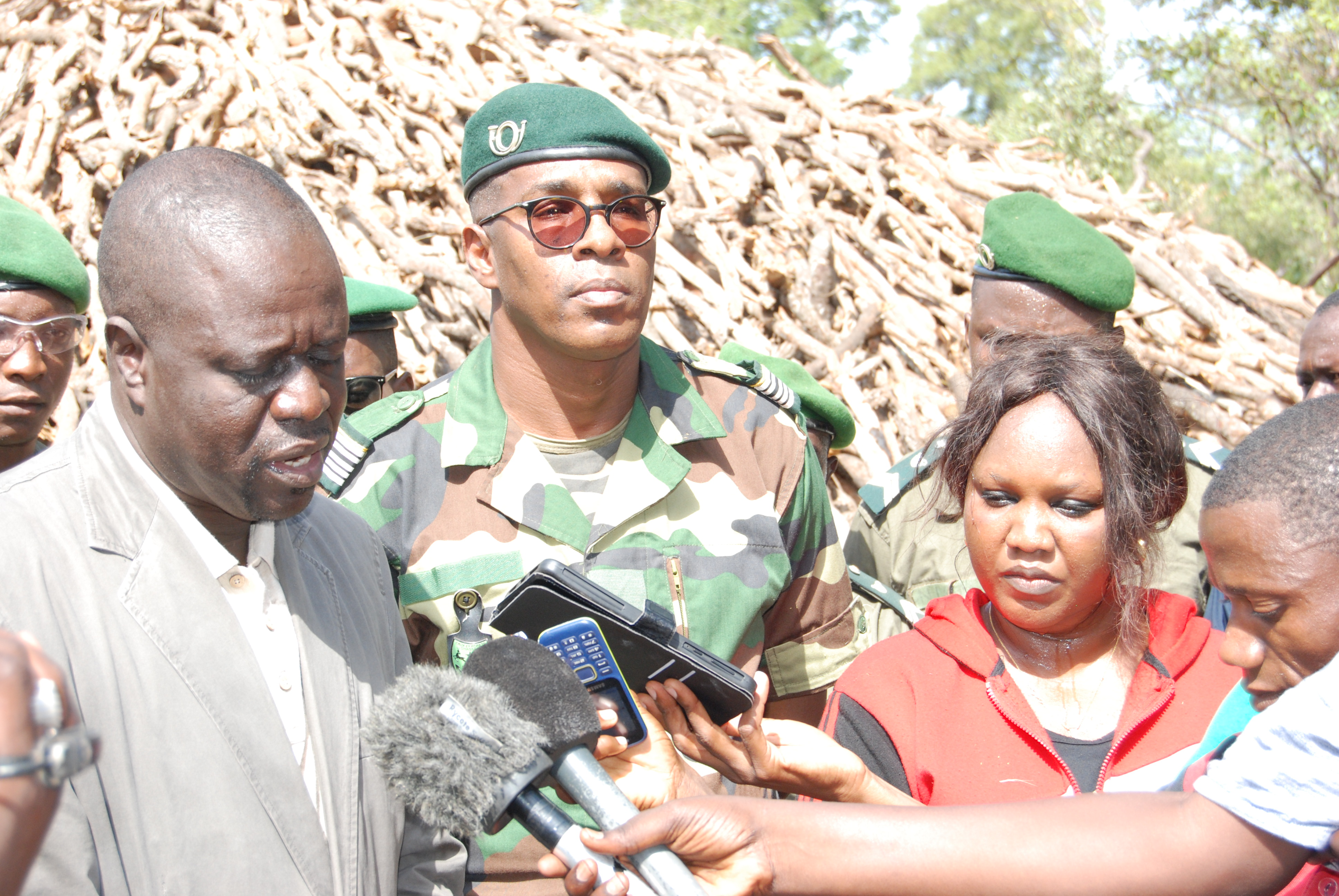 Pr Mame Thierno Dieng Ministre de l'Environnement du Sénégal